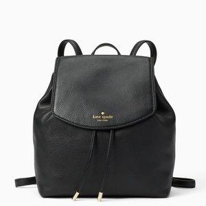Kate Spade Mulberry Street Breezy Backpack Black